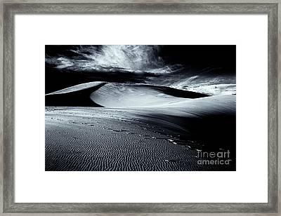 Isolation - Selenium Framed Print by Hideaki Sakurai