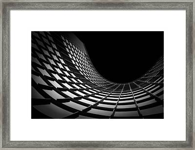 Isolation Framed Print by Roland Shainidze