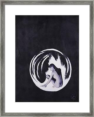 Isolement Framed Print by Arnuda
