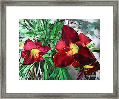 Wildflowers 06 ...52.16 Nature Flowers Images Framed Print