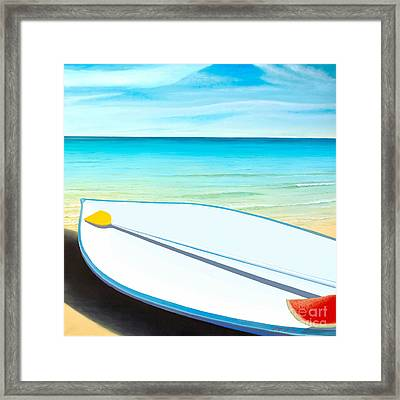 Israeli Summer Framed Print