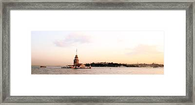 Istanbul Bay Framed Print by HQ Photo