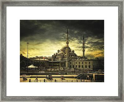 Istanbul Framed Print by Tais