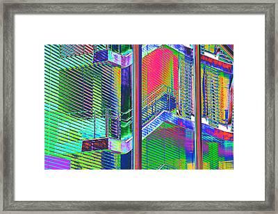 Istb1 Framed Print by Richard Henne