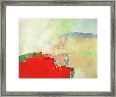 It Could Be Anywhere Framed Print