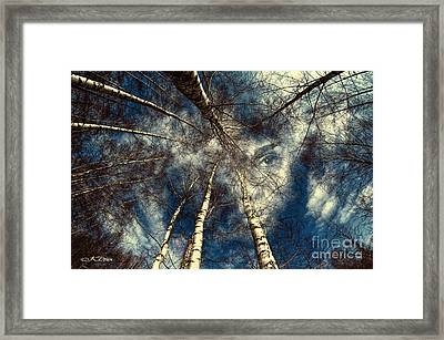 It Is All About Perspective Framed Print