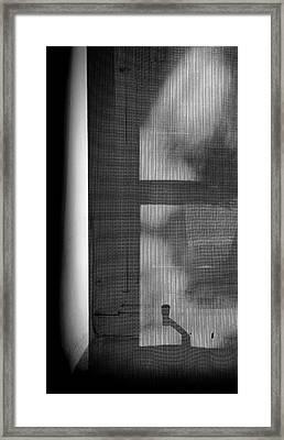 It Is As It Was Framed Print by Skip Hunt