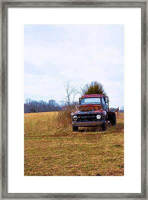 It Is Over Now Framed Print by Jan Amiss Photography