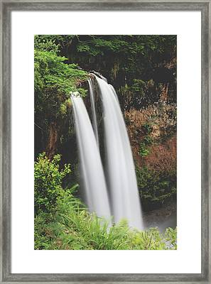 It Just Takes Some Time Framed Print by Laurie Search