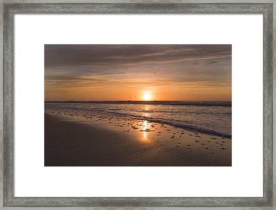 It Never Lasts Framed Print by Betsy Knapp