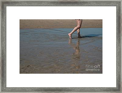It Only Takes One Framed Print