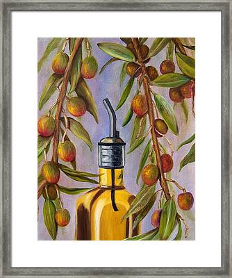 Italian Delight Framed Print