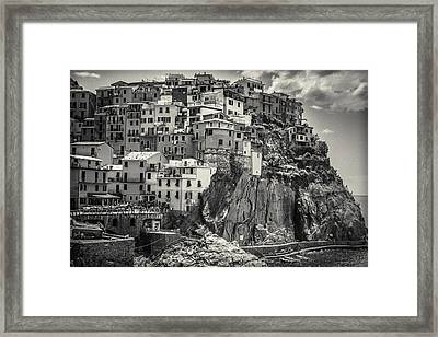 Italian Vintage Framed Print by Chris Fletcher