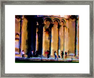 Italy 1a Framed Print