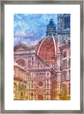 Italy Framed Print by Nikolay Ivanov