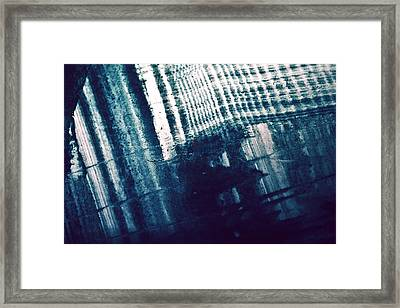 Iteration Framed Print by Ryan Kelly