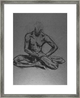 Ithanian Framed Print by Chris  Riley