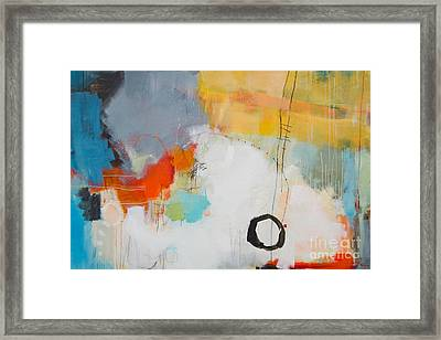 It's A Good Day Framed Print by Ira Ivanova