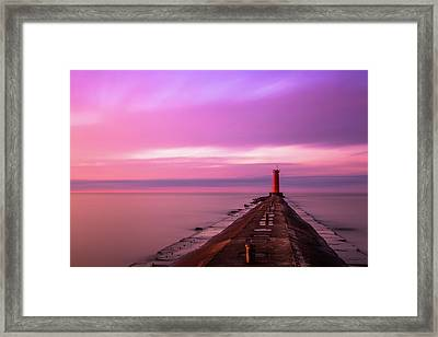 It's A Great Day Framed Print by Daniel Chen
