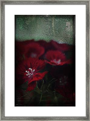 It's A Heartache Framed Print