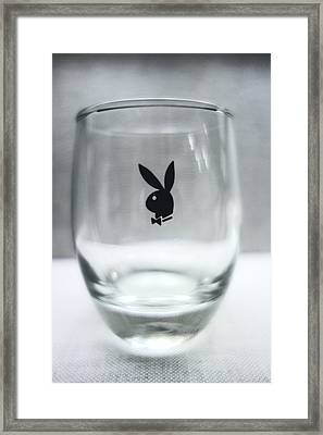 It's A Man's World Framed Print by Daniel Hagerman