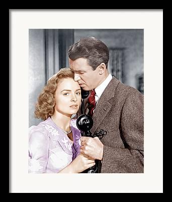 Films By Frank Capra Framed Prints