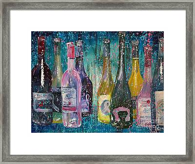 Its About Living Framed Print