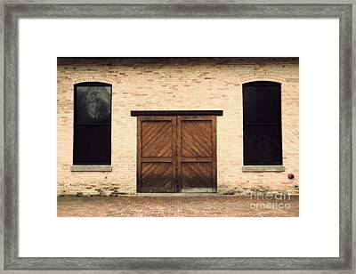 It's Alive Framed Print by Joel Witmeyer
