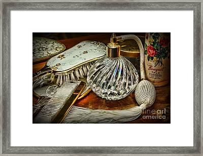 Its All About Glamour Framed Print by Paul Ward