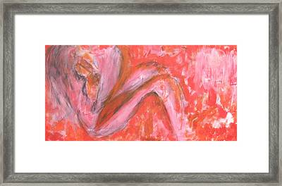 Its All About Love Framed Print by Randall Ciotti