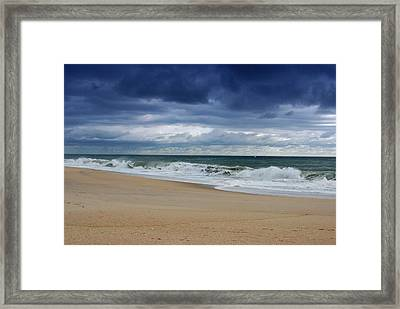 Its Alright - Jersey Shore Framed Print