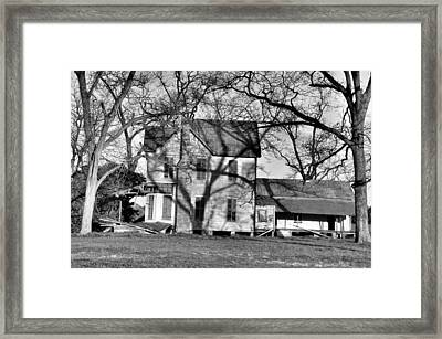 It's Been Awhile Framed Print by Jan Amiss Photography