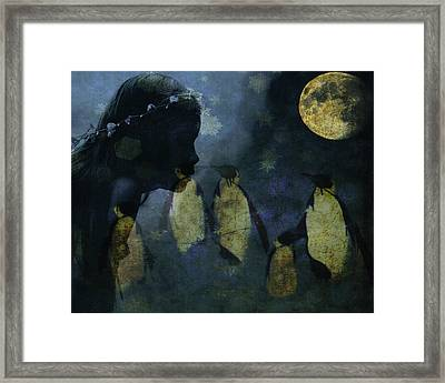 It's Beginning To Look A Lot Like Christmas Framed Print by Paul Lovering