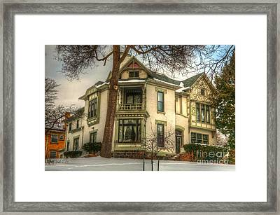 Its History  Framed Print by Robert Pearson