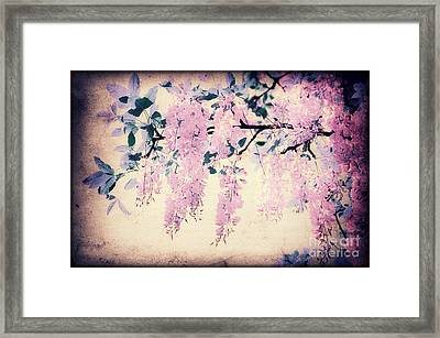 It's Springtime Framed Print by Angela Doelling AD DESIGN Photo and PhotoArt