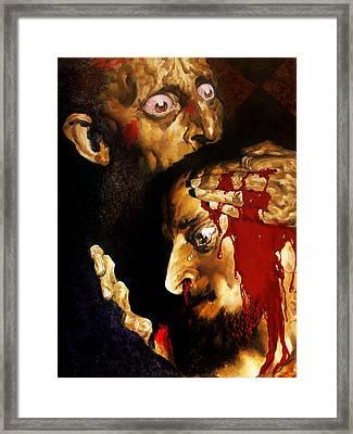 Ivan D Framed Print by Valeriy Mavlo