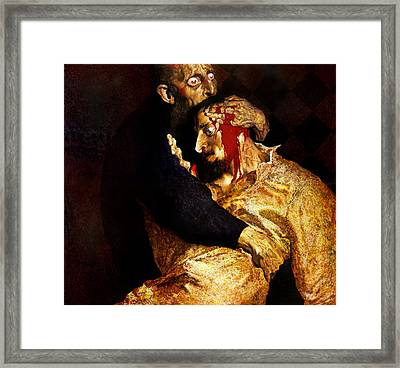 Ivan Framed Print by Valeriy Mavlo