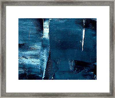 I've Got The Blues Framed Print