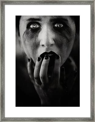 I've Seen It All Framed Print by Art of Invi