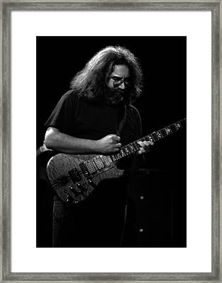 Framed Print featuring the photograph J G B #37 by Ben Upham