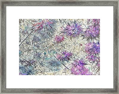 Beauty Underfoot Framed Print