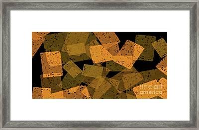 Jabberblocky Framed Print