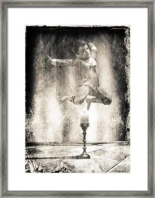 Jack Be Quick Framed Print by Bob Orsillo