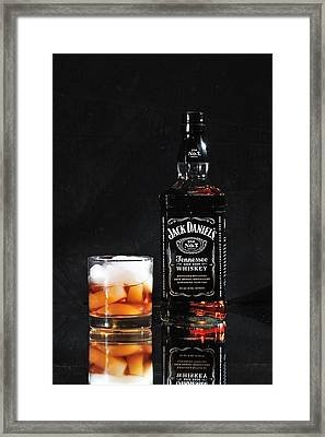 Jack Daniels Old No 7 Framed Print