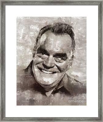 Jack Elam, Actor Framed Print