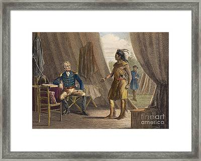 Jackson & Weatherford Framed Print