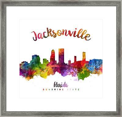 Jacksonville Florida 23 Framed Print