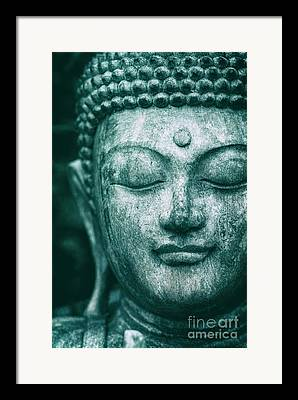 Buddha Photographs Framed Prints