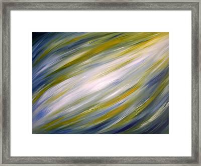 Jade Winds Framed Print by Daniel Lafferty