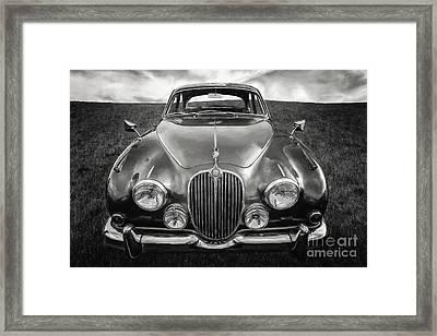Jaguar Mk II 3.8 Litre Framed Print